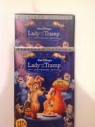 Lady And The Tramp Dvd,2006,2-disc, Special Editionnew Authentic Buena Vista