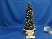 Lemax Village Collection The Majestic Christmas Tree 24500 As Is Eb334