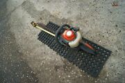 Husqvarna 123hd60 Hedge Trimmer Watch Video For The Running Hedge Trimmer
