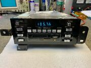 Lincoln Continental Mark V Ford Am Fm Stereo Radio Cassette Tape Player 79 80 81