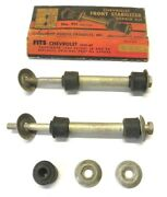 1939-40-41-42-43-44-45-46-47 Chevy Chevrolet Front End Stabilizers Set Of 2 Nors