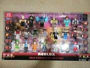 Roblox Action Collection From The Vault With 20 Exclusive Virtual Item Codes