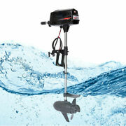1800w Heavy Duty Brushless Electric Boat Outboard Motor Boat Engine 48v With Ce