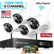 Heimvision 1080p Cctv Ip Camera Wireless Wifi System 8ch Nvr Home Security Kit
