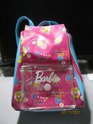 Barbie Backpack Lunch Box