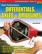 High-perf Differentials, Axles, And Drivelines Book Dana 60ford 9chevy 12-bolt