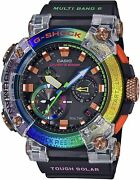 Limited To 2000 Casio G-shock Gwf-a1000brt-1ajr Frogman And039borneo Rainbow Toadand039