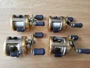 Shimano Cardiff 200a Lot Of 4