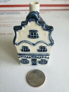 Vintage Klm Rynbende House 1. Empty. Rare. Fast Shipping