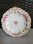 France Depose Ahrenfeldt Limoges Cowell And Hubbard Co Bowl 9.75'' W