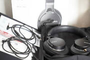 Sony Mdr-1am2 Wired Over-the-ear Hi-res Circumaural Headphones Black