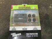Tire Minder Solar Powered Trailer Tpms 4 Pack Dd7