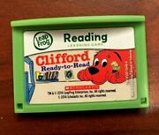 Leapfrog Leappad Explorer Clifford - Ready To Read, Leap Pad 1 2 3 Gs Ultra