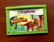 Leapfrog Leappad Explorer Digging For Dinosaurs Leap Pad 1 2 3 Gs Xdi Ultra