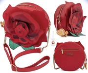 Sold Out Loungefly Disney Alice In Wonderland Stitch Shoppe Exclusive Rose Purse