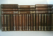 Lot Of 28 Classics Of The Old West Time Life Books Leatherette Series