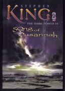Stephen King / The Dark Tower Vi Song Of Susannah 1st Edition 2004