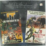 Ray Harryhausen Signature Collection It Came From Beneath The Sea And 20 Millio