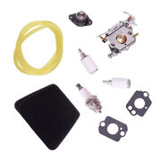 Carburetor Fuel Filter Kit Fit For Mcculloch Mac 333 335 338 435 436 Chainsaw