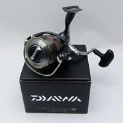 Secondhand Daiwa Spinning Reel 13-cell Tate 3012h Bag With Instruction Manual