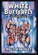 Walter Mosley / White Butterfly Signed 1st Edition 1992