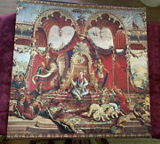 1968 500 Pcs Springbok Jigsaw Puzzle Andldquoaudience Of The Chinese Gorgeous