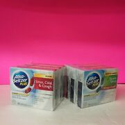 Lot Of 6 Alka-seltzer Plus Severe Sinus And Sinus, Cold And Cough Exp 11/22....1fb