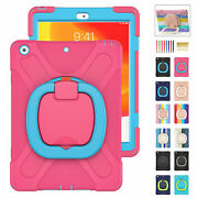 360 Rotating Bracket Hand Holder Cover Case For Ipad 9.7and039and039 2018 2017 Air4 10.9and039and039