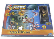 Angry Birds Star Wars Jenga Death Star Game Ages 8+