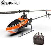 Rc Helicopter 4ch Remote Control Eachine E119 Model Aircraft With 4 Batteries
