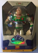 Toy Story Holiday Hero Buzz Lightyear Vintage