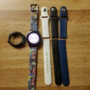 Samsung Galaxy Gear S2 Comes With 4 Bands Face Cover No Charger Bluetooth Vgc