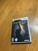 Nintendo Wii Goldeneye 007 Complete - Cleaned And Tested James Bond