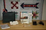 Bernina 1008 Mechanical Sewing Machine -fully Serviced And Ready To Go