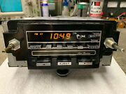 80-87 Gm Delco Am Fm Stereo Radio Etr Cassette Chevy Truck Olds Buick 82 83 84