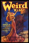 Robert E Howard / Beyond The Black River In Weird Tales May And June 1935 1st Ed