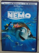 Finding Nemo Edition Special 2 Dvd Disney New Sealed Sleeveless Open R2