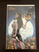 Grimm Fairy Tales Escape From Wonderland 2 Halloween 2009 Exclusive L/e 500