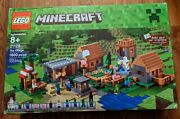 Lego 21128 Minecraftthe Village New In Sealed Box - See Pics