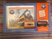 Lionel Wooden Train Battery Operated Daylight Express With Cassette New Thomas