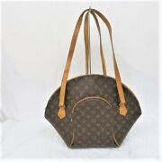 Louis Vuitton Monogram Ellipse M51128 Discontinued Bag Free Shipping [used]