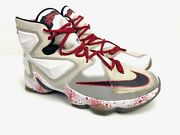 Nike Lebron Xiii 13 Friday The 13th Size 11 807219-106