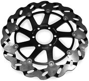 2 Galfer Superbike Wave Rotors Left And Right Df351crwi