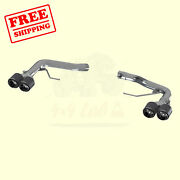 Exhaust System For Porche Macan Turbo/s/gts 2014-up Mbrp