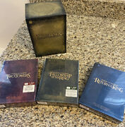 The Lord Of The Rings - Special Extended Dvd Editions-trilogy Collection