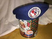 Vintage Airstream Wally Byam Caravaners Blue Beret Trailer Hat Size M Wbcci