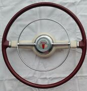 1946-1948 Ford Steering Wheel And Horn Ring