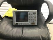 Furuno Gp-1850 F Color Gps Plotter Fishing Boating For Parts Or Repair As Is