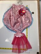 Build A Bear My Little Pony The Movie Pinkie Pie Sea Cape Outfit Bab Mermaid