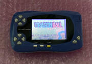 Bandai Wonderswan Crystal Blue Front Light Switch Expansion From Japan